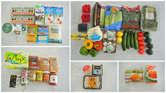 grocery haul of the week: july 7 – Broccoli Hut